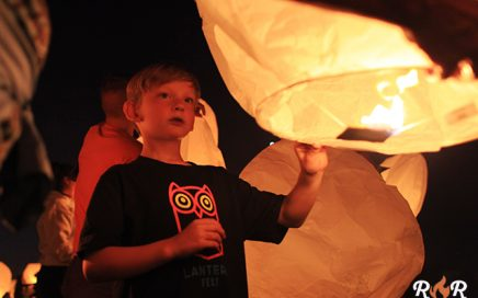 Lantern Fest Lift Off