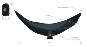 GH ultralight hammock