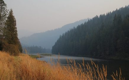 Northern Idaho scenic beauty