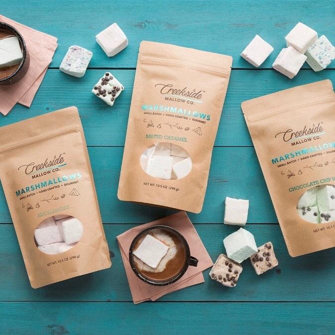 gourmet marshmallow