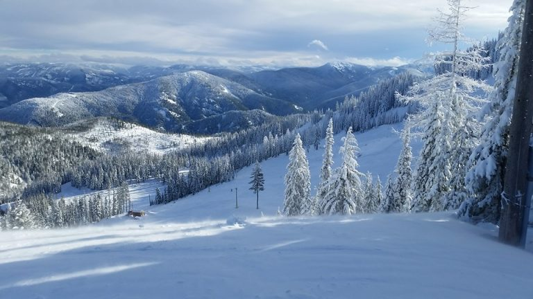 silver mountain best northern Idaho ski resort